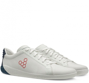 GEO COURT ECO MENS White/Navy/Red