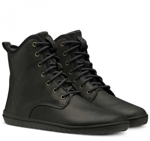 SCOTT II LEATHER MENS Obsidian