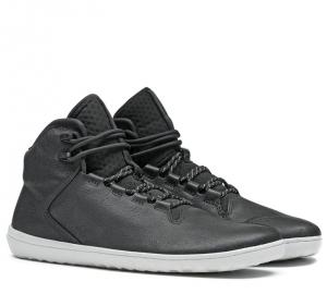 BOROUGH M Leather Black