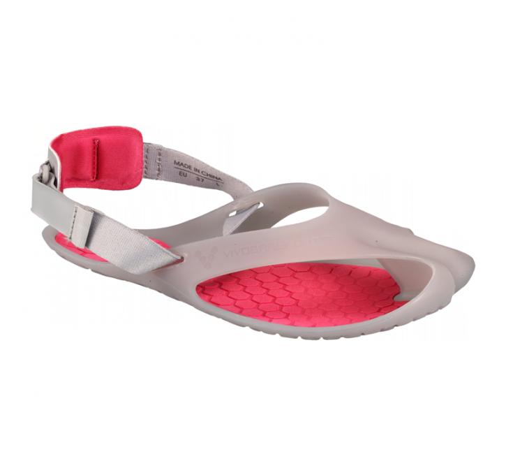 Achilles L Lt Grey/Crimson