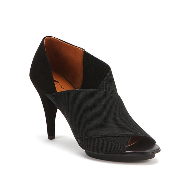 UNITEDNUDEFold Sandal Deluxe Black