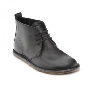 Porto L Leather Black