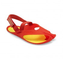 Achilles II L Red/Yellow