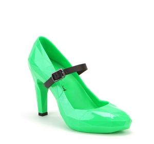 Lo Res Pump Neon Green