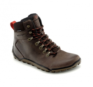 TRACKER L Leather Dk Brown