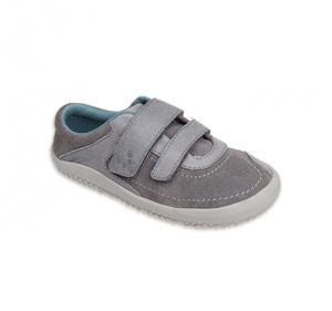 RENO Kids Leather Grey