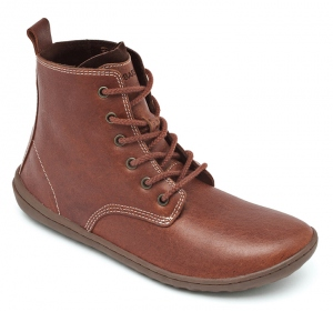 SCOTT Mens Leather Tobacco