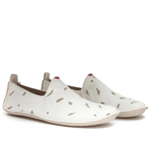 ABABA Mens Canvas Swipe White