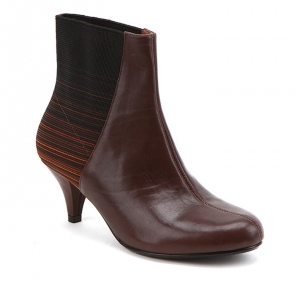 Swan Mid Dark Brown+Wood