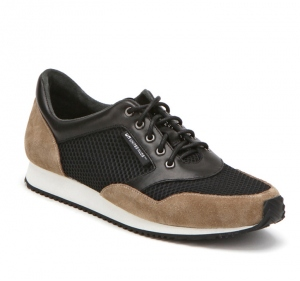 Runner Mens Black+Sand