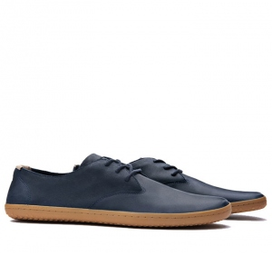 RA II Mens Leather Navy