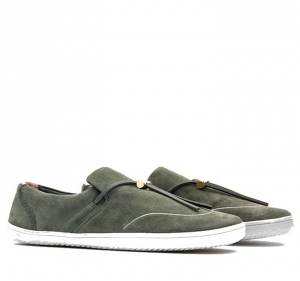 RA SLIP ON Ladies Olive