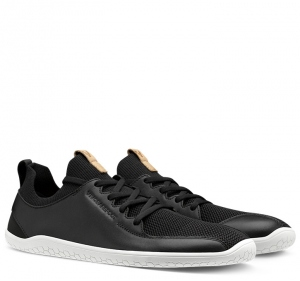 PRIMUS KNIT MENS Leather Black