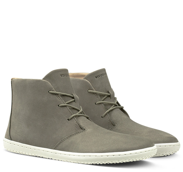 GOBI III WOMAN Leather Dusty Olive