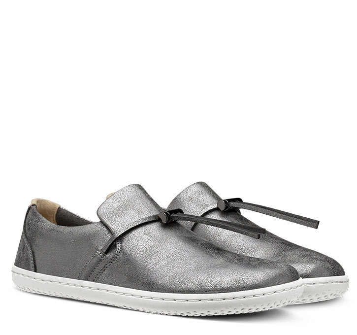 RA SLIP ON WOMAN Eco Graphite