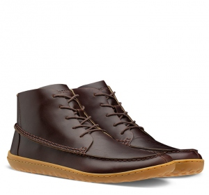 GOBI MOCC MENS Brown Leather