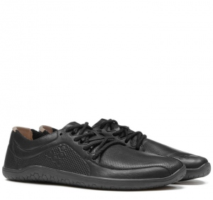 PRIMUS LUX LINED M Leather Black