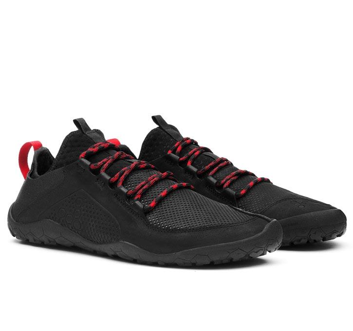 PRIMUS TREK M Leather Black