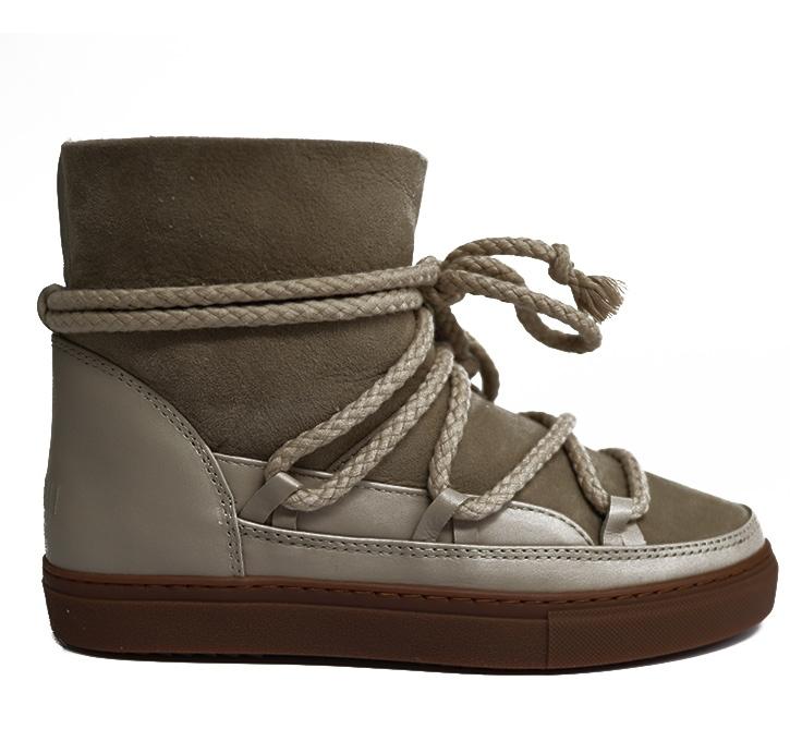INUIKKI - Woman Sneaker Classic Beige