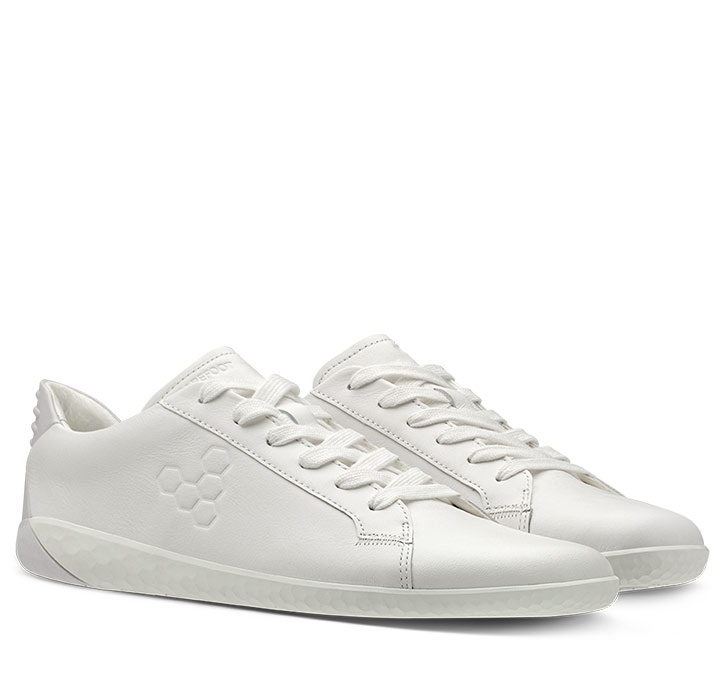 GEO COURT WOMENS Bright White