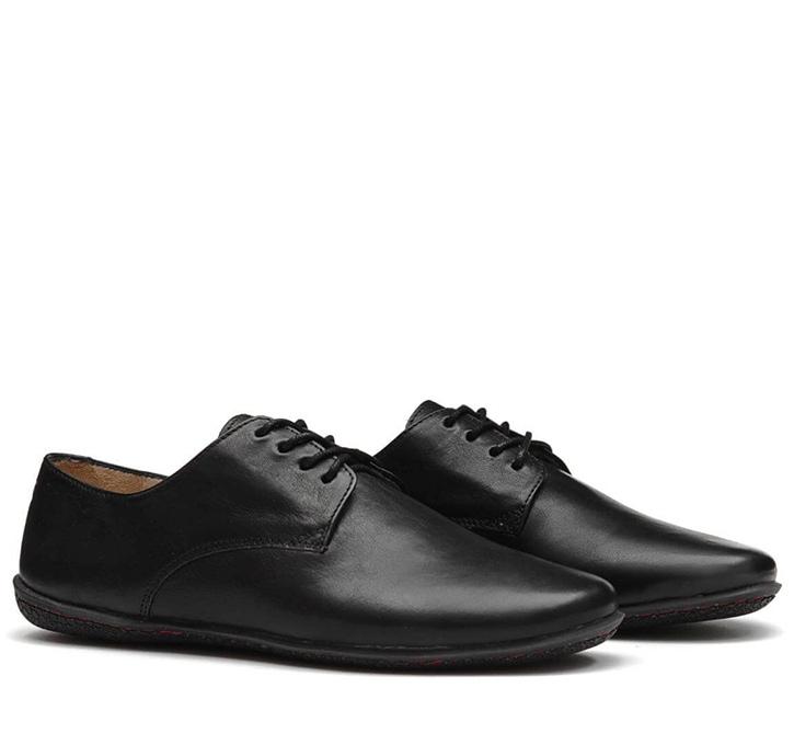 LISBON L Leather Black